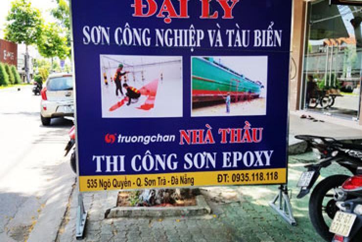 Thi Công Sơn Epoxy tại Đà Nẵng