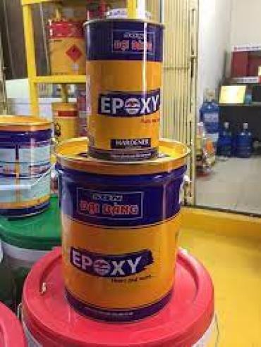 Sơn chống rỉ epoxy đại bàng S.EP- N1